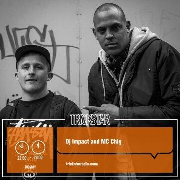 DJ Impact & MC Chiq
