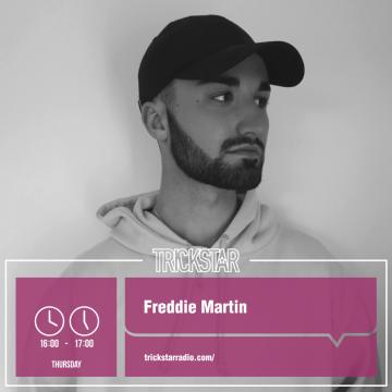 Freddie Martin
